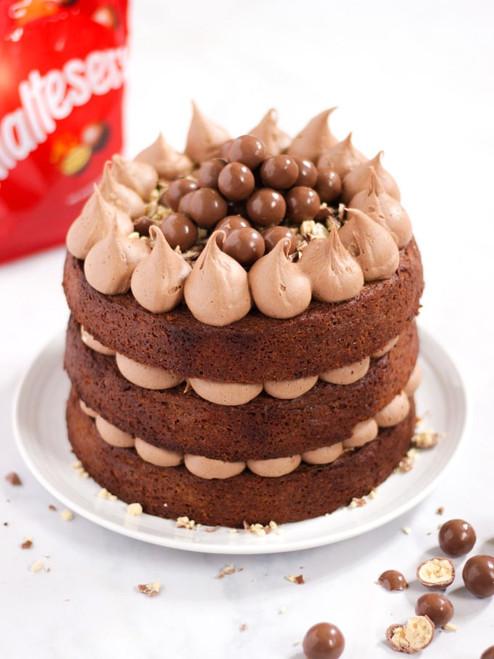 Chocolate  Premium Super Sponge Cake Mix (1kg)