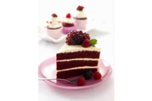 Premium Red Velvet Cake Mix (1kg)