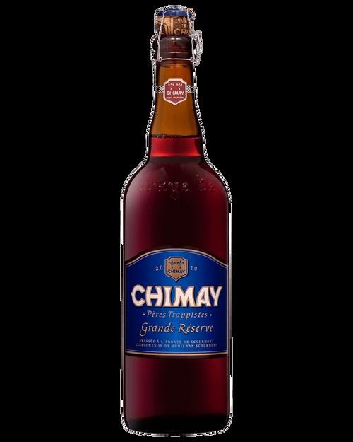 Chimay Blue Grand Reserve Beer (24 x 330ml bottle)