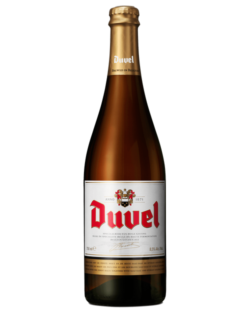 Duvel Beer (12 x 750ml bottle)