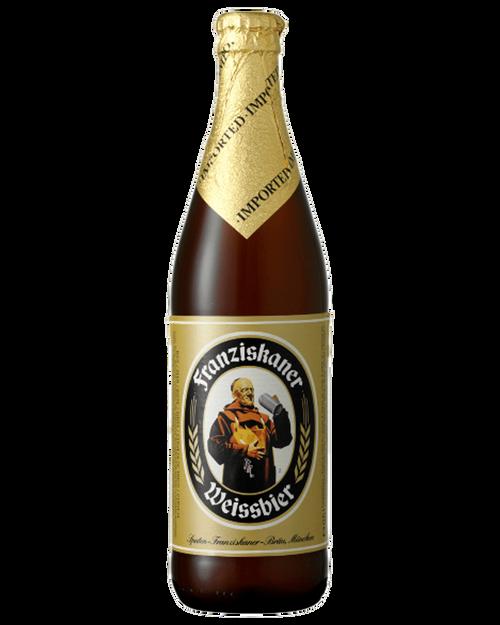 Franziskaner Hell Beer (20 x 500ml bottle)
