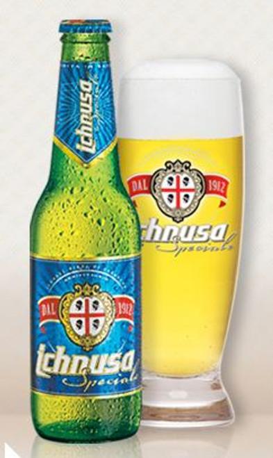 Ichnusa Speciale Beer (24 x 330ml bottle)