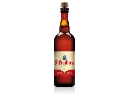 St. Feuillien Brown / Dark Beer (24 x 300ml bottle)
