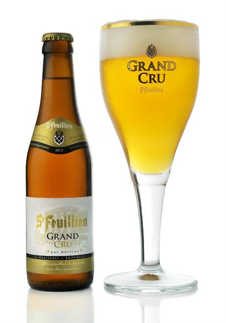 St. Feuillien Grand CRU Beer (24 x 300ml bottle)
