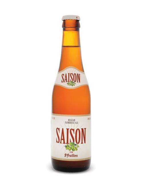 St. Feuillien Saison Beer (24 x 250ml bottle)