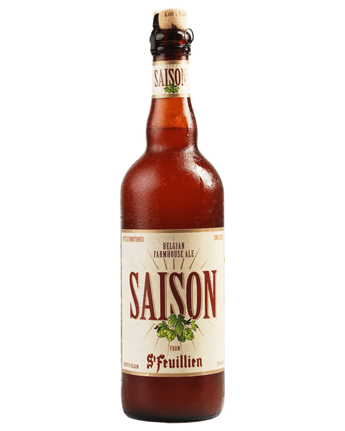 Feuillien Saison Beer (12 x 750ml bottle)