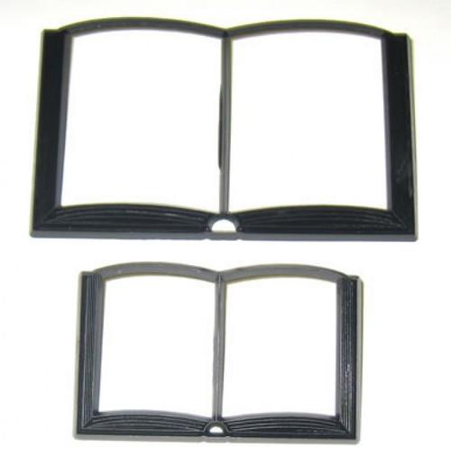 Patchwork Cutters - Open Book Cutter (2 Pcs.)