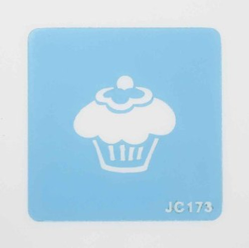 Culpitt - Cupcake Stencil