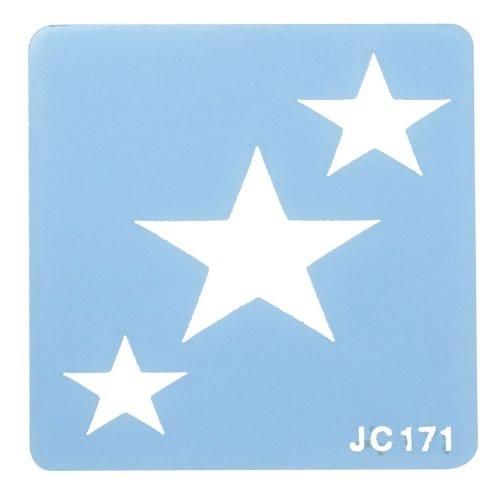 Culpitt - Stars Stencil