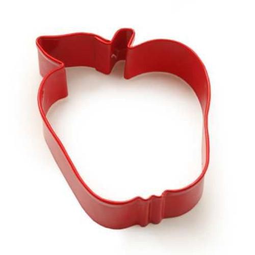 BlackWood Lane - Cookie Cutter Apple Shape Red 4inch