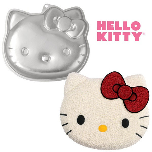 HELLO KITTY CAKE TIN (HIRE ONLY)