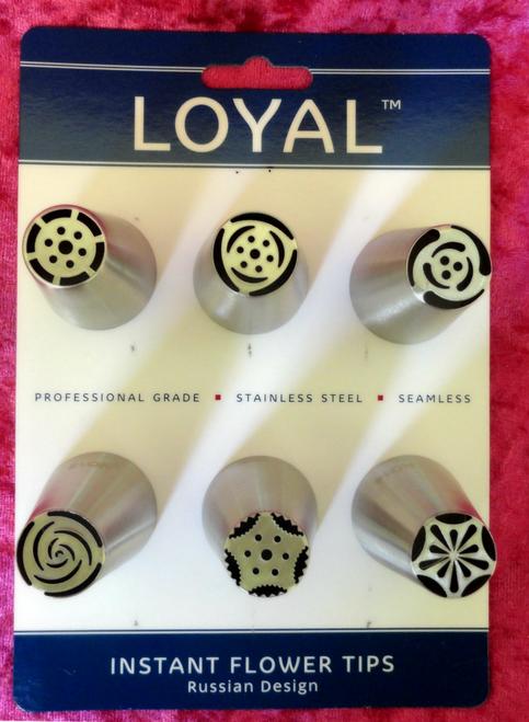 Loyal - Russian Instant Flower Tip (6 PCS.)