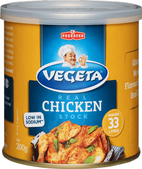 Vegeta -Real Chicken Stock (200g)