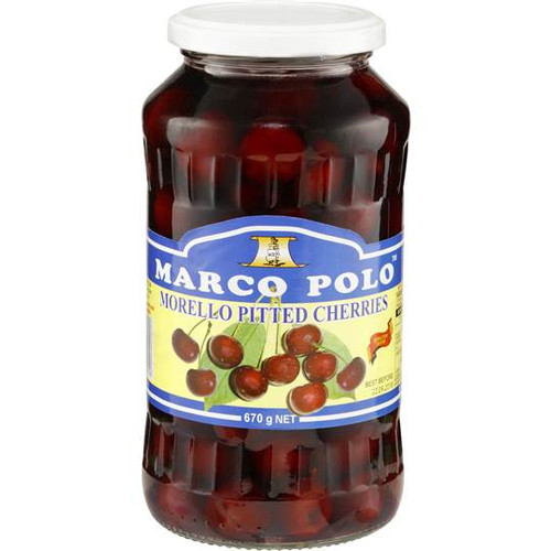 Marco Polo - Morello Pitted Cherries (670g)
