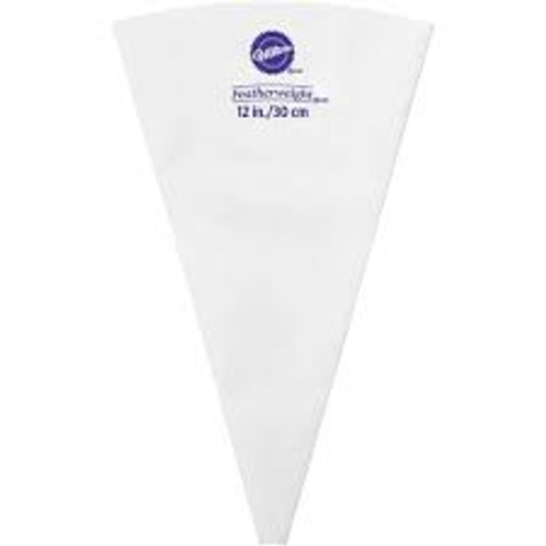Wilton - featherweight 12.in decorating bags