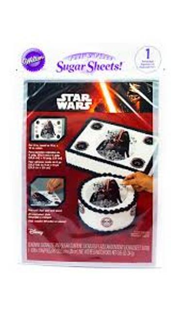 Wilton - Star Wars Sugar sheets