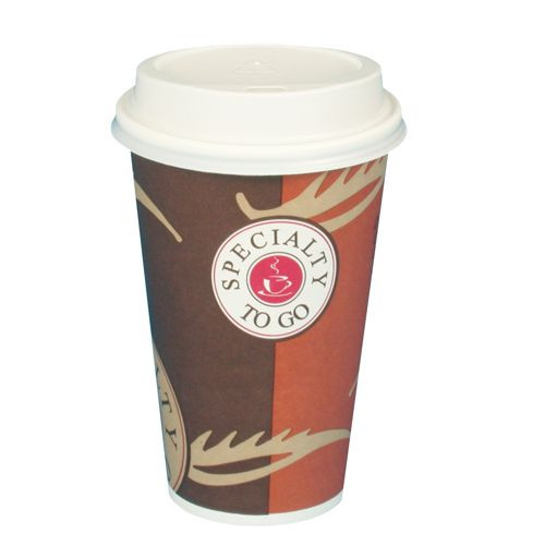 """Papstar - Coffee Cups """"To Go"""" (10pcs)"""
