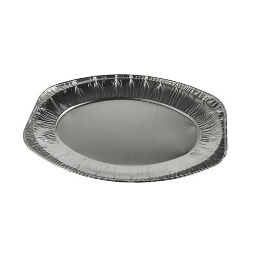 Papstar - Aluminium Serving Plates(3pcs)