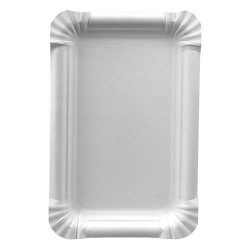 Papstar - Pure Paper Plates 13x20cm (25pcs)