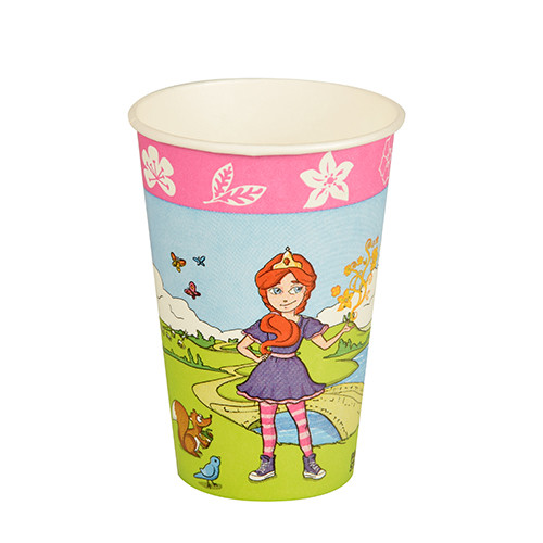 "Papstar - Paper Drinking Cups Magic Xperience ""Princess"" (10pcs)"