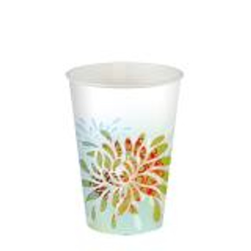 """Papstar - Paper Drinking Cups """"Color Shade"""""""