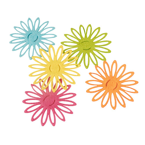 """Papstar - Decoration accessories assorted """"peggy"""""""