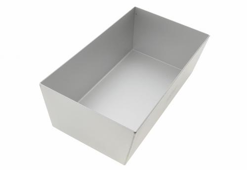 Silverwood - Silver Anodised Broad Loaf Pan 2lb