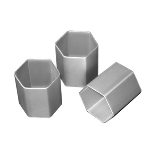 Silverwood - Hexagon Food Ring 2.5 inch (6.4cm)