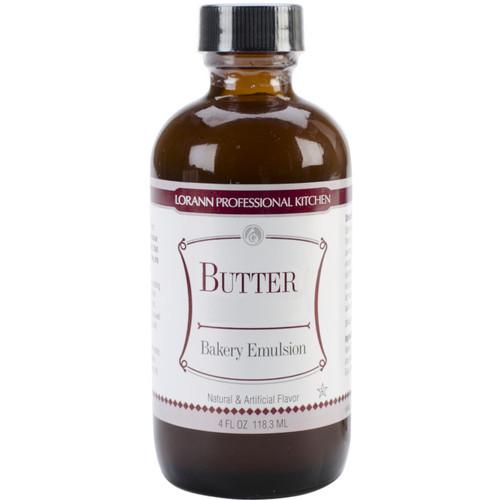 Lorann Oils - Butter Bakery Emulsion (188.3ml)