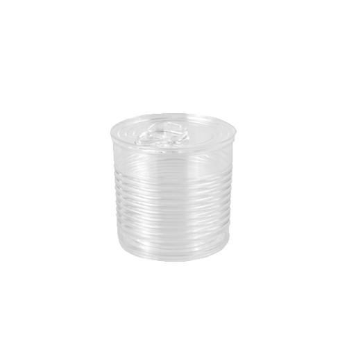 "Papstar - Fingerfood Bowl 110ml Transparent ""Tin Can"""