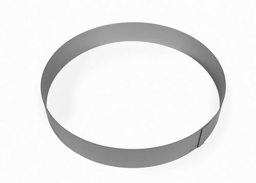 Silverwood - Flan Ring 10 × 10 inch (26cm)