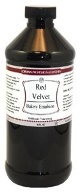 Lorann Oils - Red Velvet Bakery Emulsion (473.2ml)