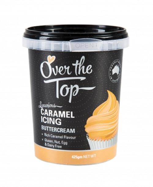 Over The Top - Luxurious Buttercream Caramel