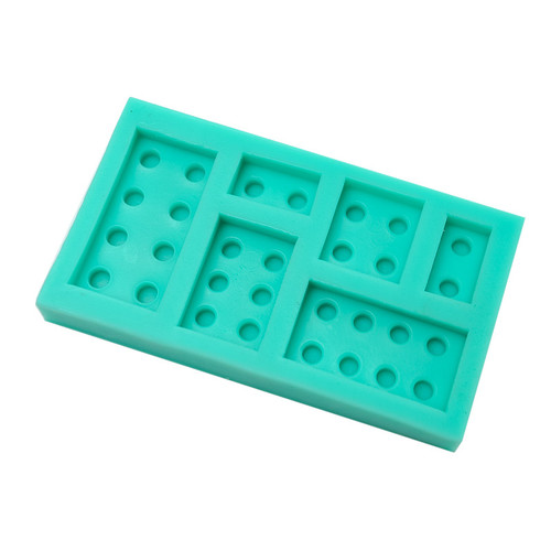Dominos Silicone Mould