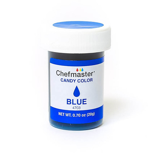 Chefmaster - Candy color blue