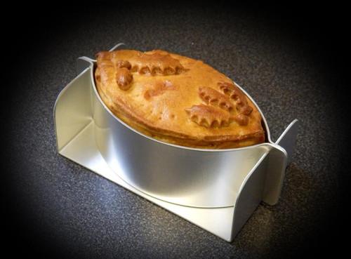 Little John Pie Mould