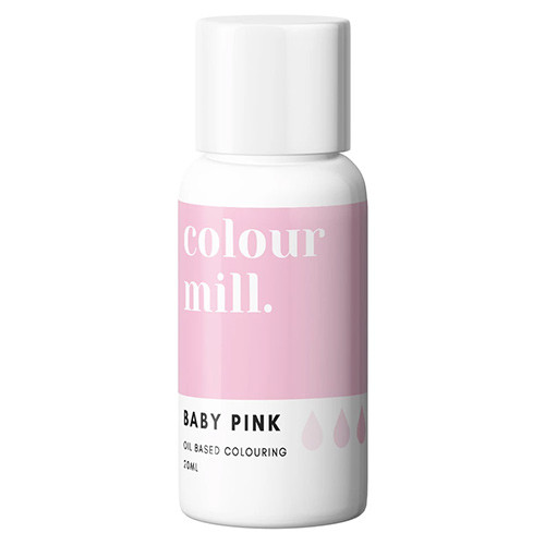 Colour Mill Oil based Colours - Baby Pink