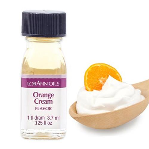Lorann Oils- Super Strength Flavour Orange Cream(1 Dram)