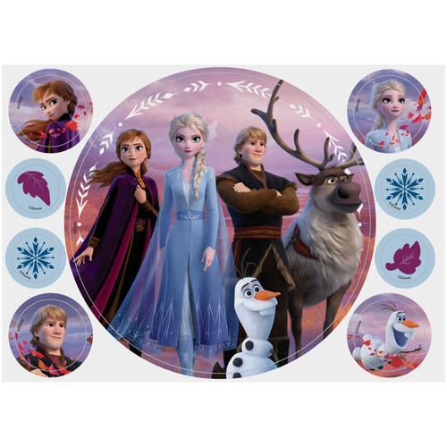 Disney Frozen 11 - Sugar Sheet (24grm)