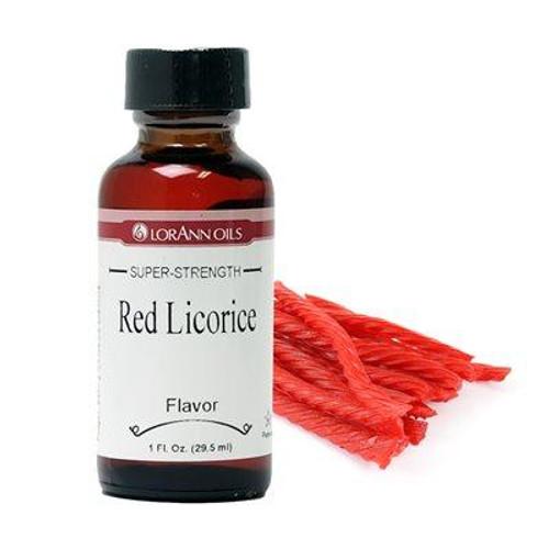 Lorann Oils - Red Licorice Flavor Candy Oil (29.5ml)