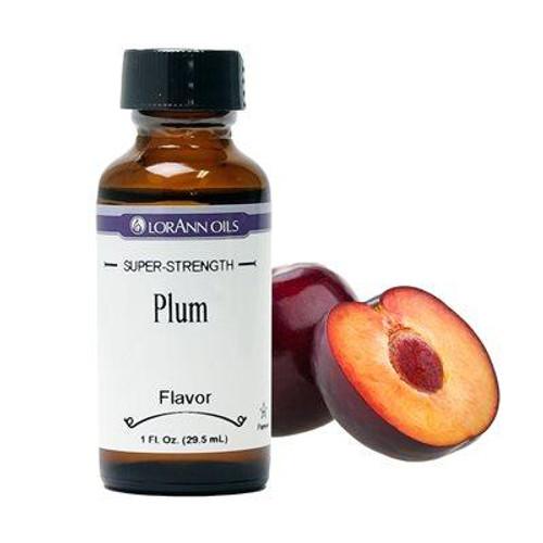 Lorann Oils - Plum Flavor Candy Oil (29.5ml)