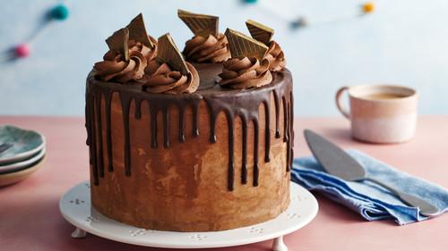 Chocolate Cake Drip -  Chocolate Brown  (250g)