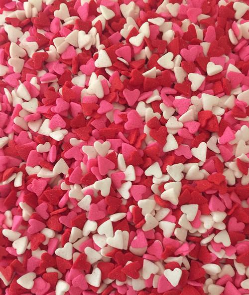 Red /White/ Pink/ Hearts ( Bulk ) 1Kilo