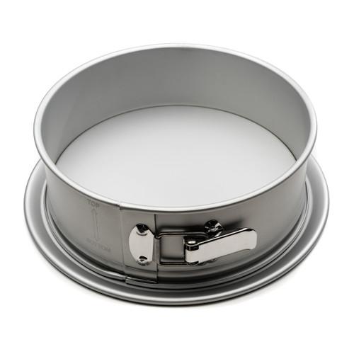 "Springform  10 ""  x 3inch  Round High  Aluminium  Tin"