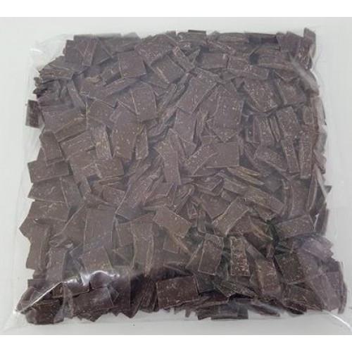 Chockex Chocolate  Pieces Supreme Dark  (500g) Bakels