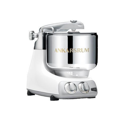 Ankarsrum - Assistent Original Mixer 1500w   GLOSSY WHITE