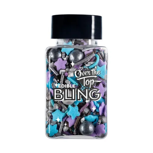 Over The Top - Edible  Bling  GALAXY MIX   (55g)