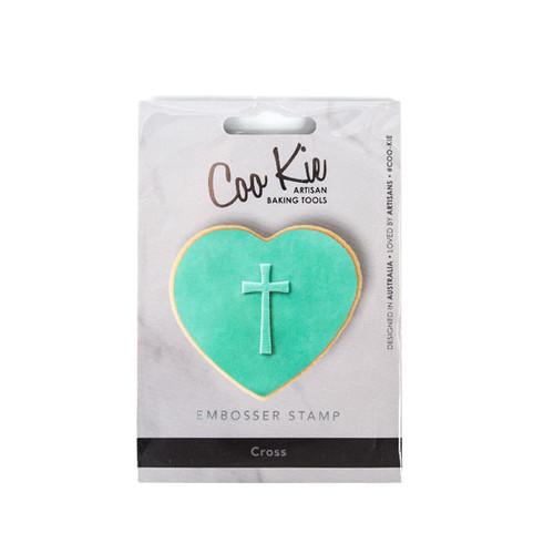 Coo Kie - Artisan Embosser Stamp  HAPPY BIRTHDAY