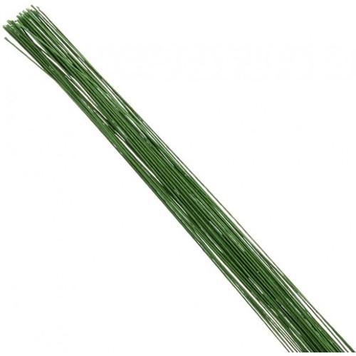 Green Flower Wire  Gauge  No  22 -    SUNRISE