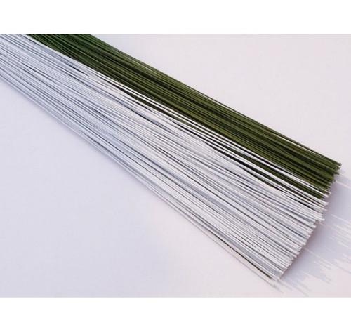 White  Flower Wire  Gauge  No  33  -    SUNRISE